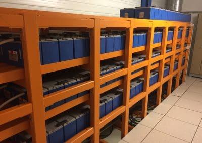 Etude de cas Site Industriel Fabrication de Composants Electroniques