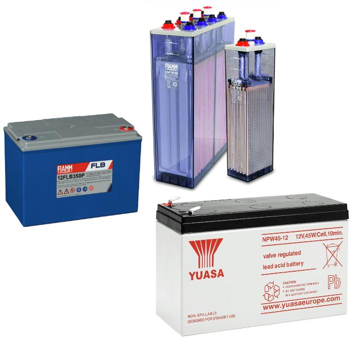 OCR Rhône Alpes sélectionne des batteries pour vos onduleurs et chargeurs